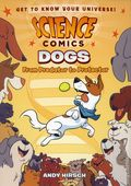 Science Comics Dogs GN (2017 First Second Books) From Predator to Protector 1-1ST