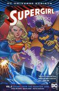 Supergirl TPB (2017-2018 DC Universe Rebirth) 2-1ST
