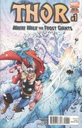 Thor Where Walk the Frost Giants (2017) 1A