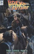 Back to the Future (2015 IDW) 24A