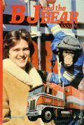 BJ and the Bear Annual HC (1980-1981 Grandreams) 1982