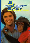 BJ and the Bear Annual HC (1980-1981 Grandreams) 1981