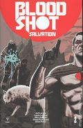 Bloodshot Salvation (2017 Valiant) 2E