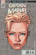 Captain Marvel (2017 10th Series) 125C