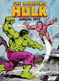 Incredible Hulk Annual HC (1977-2009 Grandreams/Pedigree/Panini Books) Hulk Annual 1979