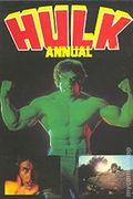 Incredible Hulk Annual HC (1977-2009 Grandreams/Pedigree/Panini Books) Hulk Annual 1981
