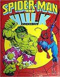 Spider-Man and Hulk Omnibus HC (1983 Marvel UK) 1-1ST