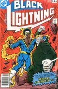 Black Lightning (1977 1st Series) UK Edition 8UK