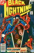 Black Lightning (1977 1st Series) UK Edition 9UK