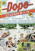 Dope Comix (1978) #4, 1st Printing