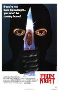 Prom Night Movie Poster (1980 Avco Embassy Pictures) ITEM-1