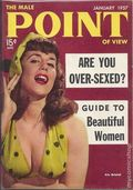 Male Point of View (1954 Point Magazines) Vol. 6 #1