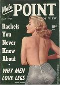 Male Point of View (1954 Point Magazines) Vol. 6 #5