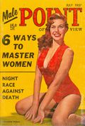 Male Point of View (1954 Point Magazines) Vol. 7 #1