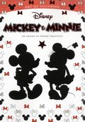 Art of Coloring Mickey and Minnie Mouse SC (2017 Disney Editions) 1-1ST