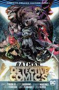 Batman Detective Comics HC (2017- DC Universe Rebirth) Deluxe Edition 1-1ST