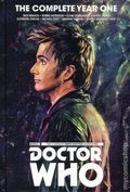 Doctor Who The Complete Year One HC (2017 Titan Comics) The Complete 10th Doctor Adventures 1-1ST