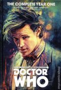 Doctor Who The Complete Year One HC (2017 Titan Comics) The Complete 11th Doctor Adventures 1-1ST