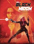 Marvel The Black Widow Creating the Avenging Super-Spy HC (2017 Insight Editions) 1-1ST