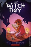 Witch Boy GN (2017 Scholastic Graphix) 1-1ST