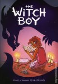 Witch Boy HC (2017 Scholastic Graphix) 1-1ST