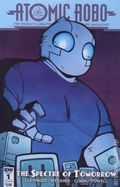 Atomic Robo The Spectre of Tomorrow (2017 IDW) 1B