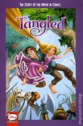 Disney's Tangled GN (2017 Joe Books) The Story of the Movie in Comics 1-1ST