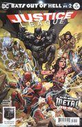 Justice League (2016) 32B