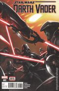 Star Wars Darth Vader (2017 Marvel 2nd Series) 7