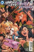 Harley and Ivy Meet Betty and Veronica (2017) 2A