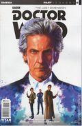 Doctor Who The Lost Dimension Omega (2017 Titan Comics) 1A