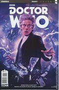 Doctor Who The Lost Dimension Omega (2017 Titan Comics) 1B