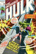 Incredible Hulk (1962-1999 1st Series) UK Edition 142UK