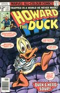 Howard the Duck (1976 1st Series) UK Edition 12UK
