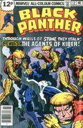 Black Panther (1977 Marvel 1st Series) UK Edition 12UK