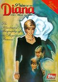 Topps Tributes Princess Diana Once Upon a Time (1997) 1