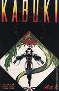 Kabuki Circle of Blood (1995) 1A