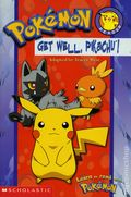 Pokemon Reader:Get Well, Pikachu! SC (2003 Scholastic) 1-REP