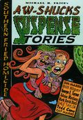 Aw-Shucks Suspense Stories: Southern Fried Homicide TPB (2000 Cremo Studios) 1-1ST
