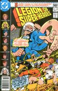 Legion of Super-Heroes (1980 2nd Series) Mark Jewelers 268MJ