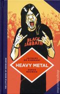 Little Book of Knowledge: Heavy Metal HC (2017 IDW) 1-1ST