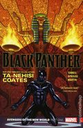 Black Panther TPB (2016-Present Marvel) By Ta-Nehisi Coates 4-1ST