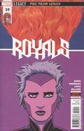 Royals (2017 Marvel) 10