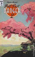 Half Past Danger 2 Dead To Reichs (2017 IDW) 3A
