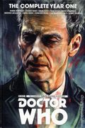 Doctor Who The Complete Year One HC (2017 Titan Comics) The Complete 12th Doctor Adventures 1-1ST