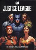Justice League HC (2017 Titan Comics) The Official Collector's Edition 1-1ST