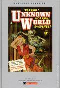 Pre-Code Classics: Unknown World/Strange Stories HC (2017 PS Artbooks) 1-1ST