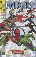 Avengers (2017 7th Series) 672F