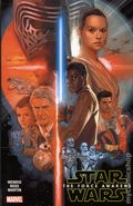 Star Wars The Force Awakens TPB (2017 Marvel) Adaptation 1-1ST