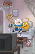 Adventure Time Regular Show (2017 Boom) 4C